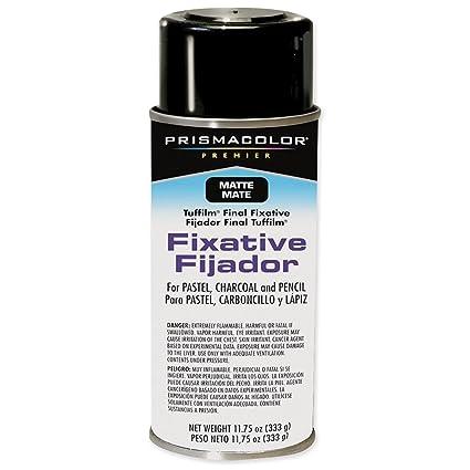 amazon com prismacolor premier tuffilm final fixative aerosol spray