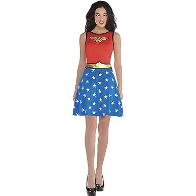 Amazon.com: Traje para usted misma, vestido de mujer Wonder ...