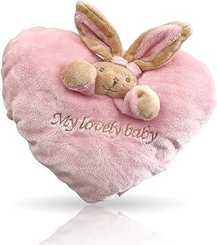Kinderkissen Kuschelkisse Kinder Kissen Kuscheltier Pillow Kissen 4 Farbmuster