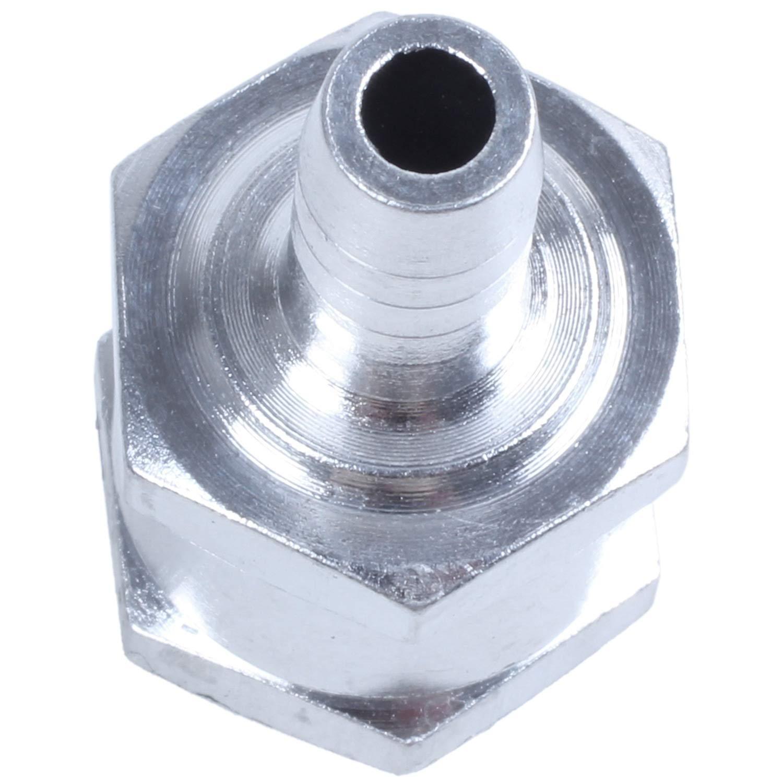 Beauneo Clapet Anti-Retour Valve a Carburant Gasoil gazole Aluminium 8mm