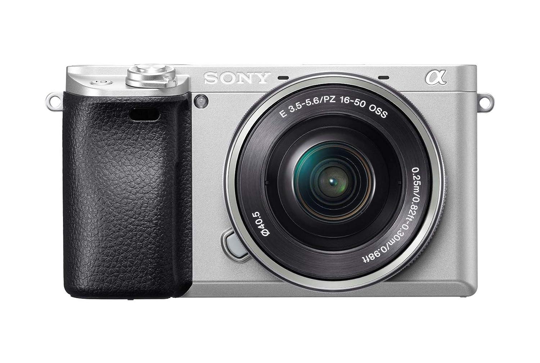 Sony Alpha a6300 Mirrorless Digital Camera with 3