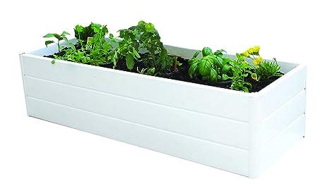 NUVUE Products Patio Garden Box 16u0026quot;Wide X 44.5u0026quot; ...