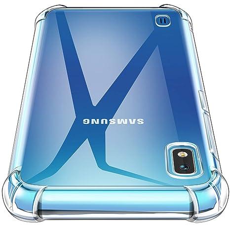 coque galaxy a10 transparent