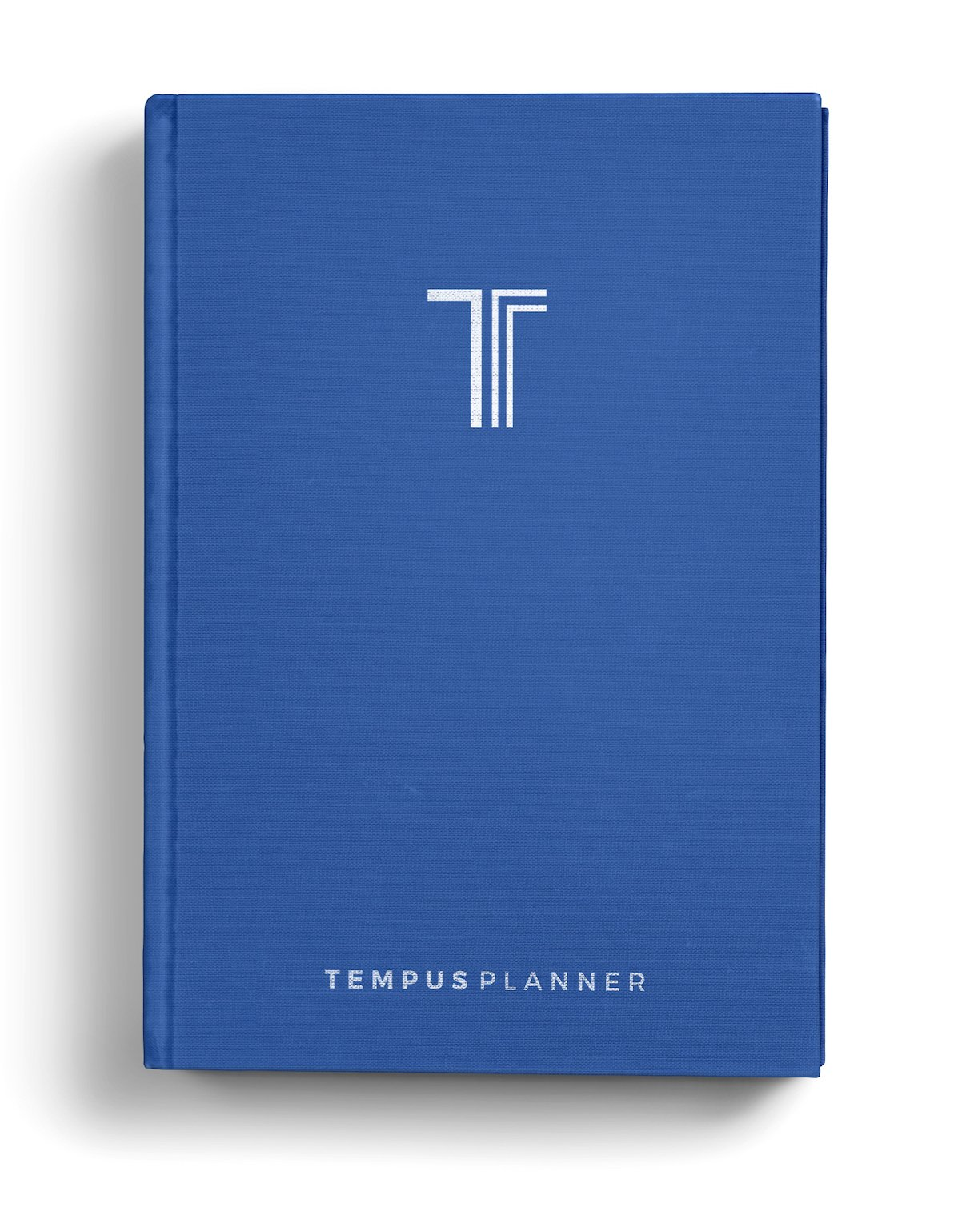 Tempus Planner – Daily Planner for The Goal Kickers, Dreamers & Doers. Monday to Sunday – Best Day & Weekly Journal, Organizer. Achieve Maximum Productivity in 2018. Undated Hardcover Notebook 6 x 8.5