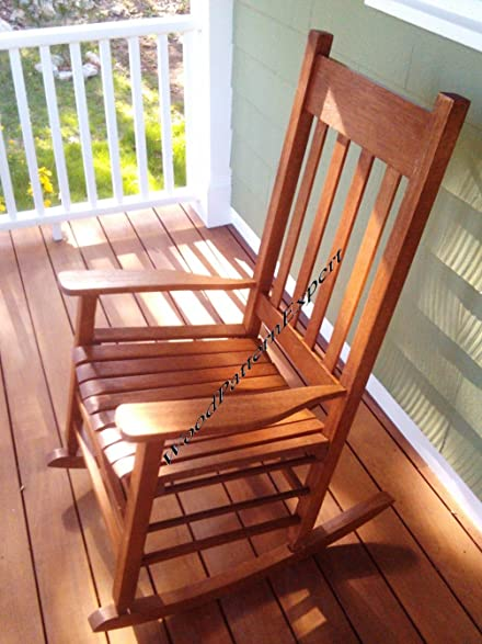 ROCKING CHAIR Paper Plans SO EASY BEGINNERS LOOK LIKE EXPERTS Build Your  Own FRONT PORCH ROCKER