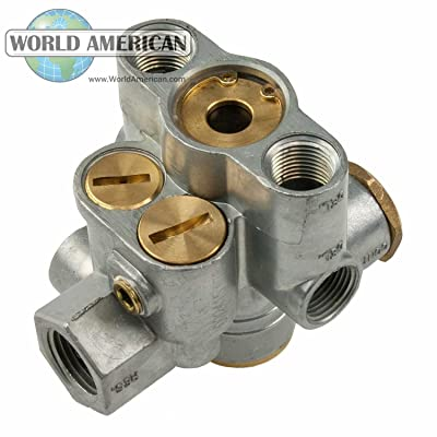 World American WA110700 Air Valve Relay: Automotive