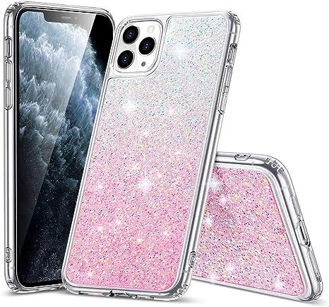 Spigen Cover iPhone 11 PRO Liquid Crystal Glitter Progettato per