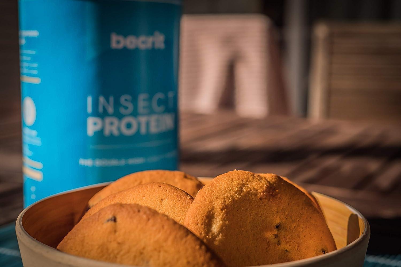 BeCrit | Proteina en Polvo Sin Lactosa, Sin Aceite de Palma ...