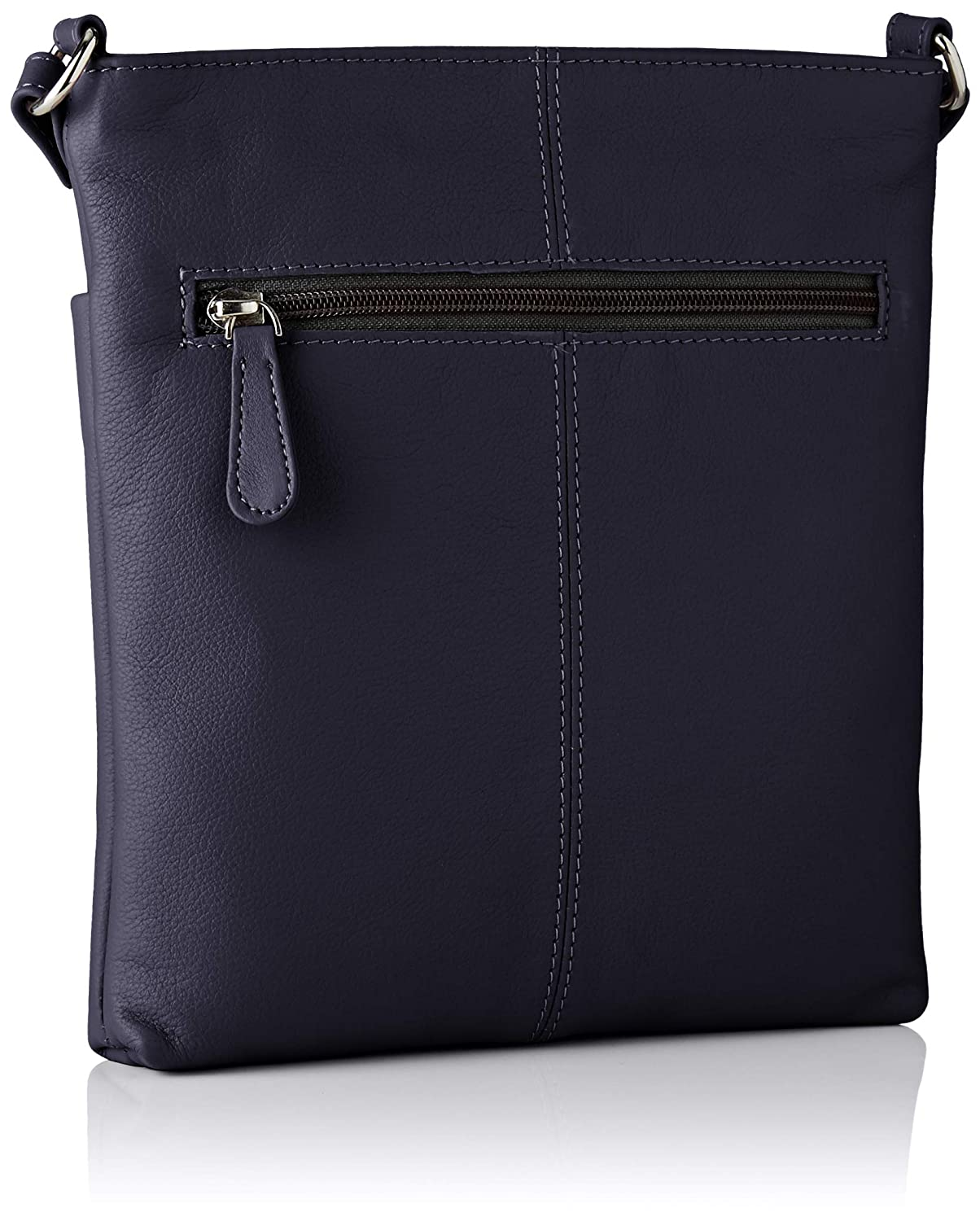 2f95af2ad Hotter Women's Verne Cross-Body Bag Blue (Navy): Amazon.co.uk: Shoes & Bags