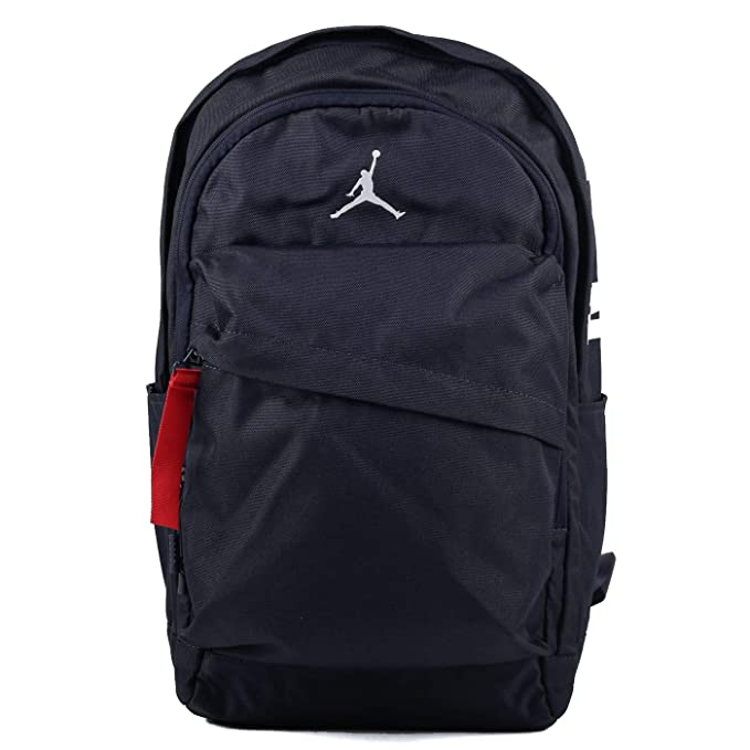 Nike Jordan Air Patrol Backpack (One Size, Obsidian)