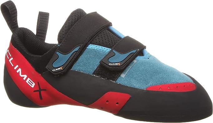 Climb X Rave 2.0 Zapatos de Escalada con Cepillo para Escalada M-16