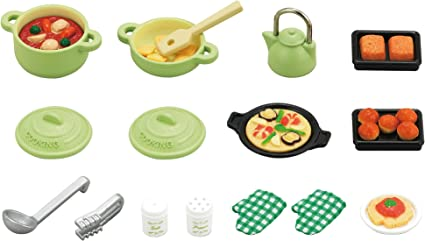 Sylvanian Families furniture family barbecue set mosquito 615