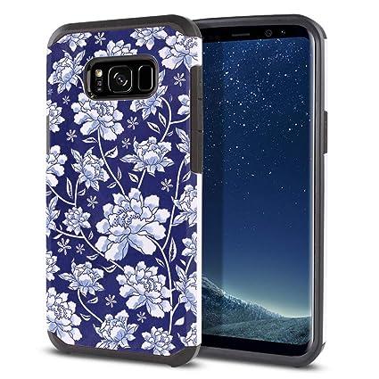 Amazon.com: Fincibo - Carcasa para Samsung Galaxy S8 G950 de ...