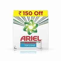 Ariel Matic Top Load Detergent Washing Powder - 3 kg (Rupees 150 Off)