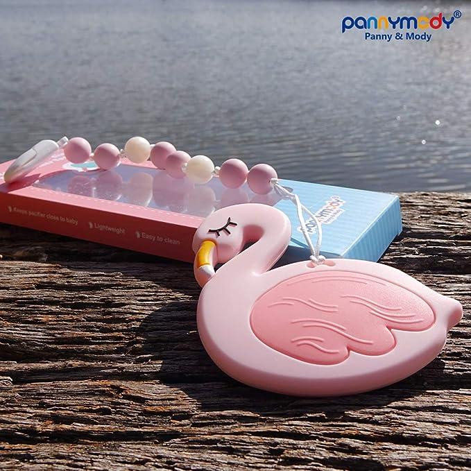 Amazon.com: Panny & Mody Chupete clip de silicona para bebé ...