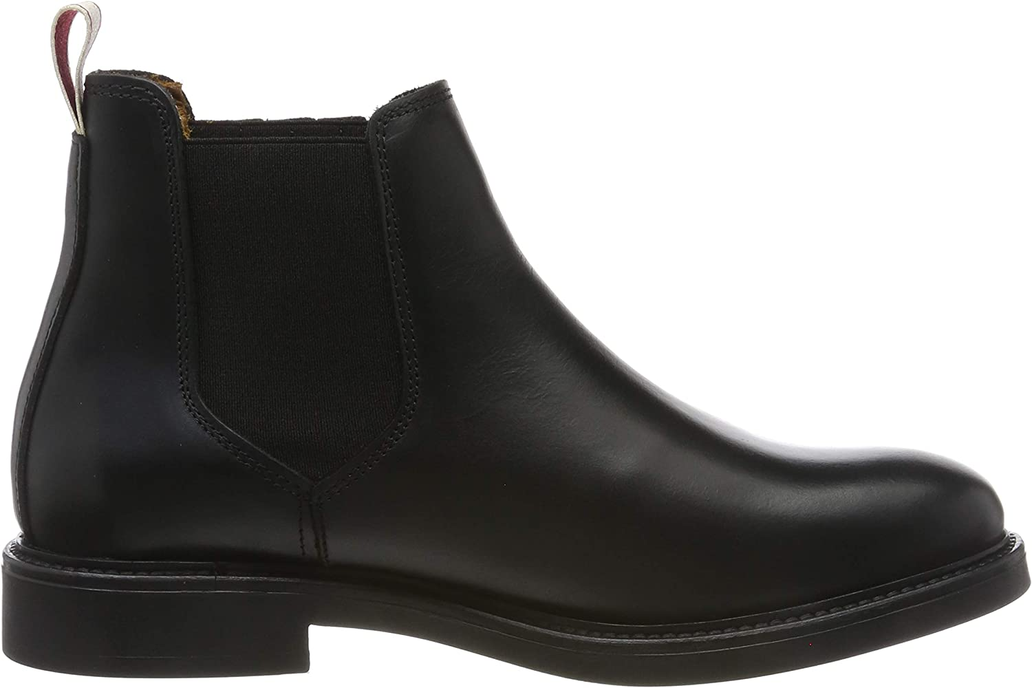 GANT ASHLEY dames chelsea-boots Zwart Black G00