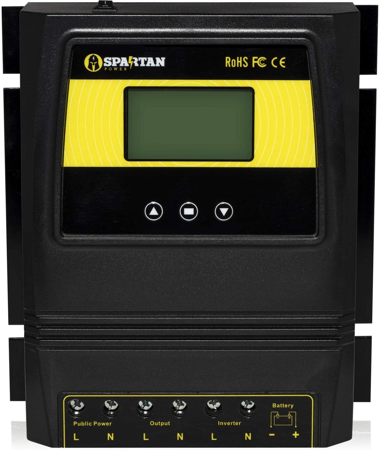 50A 5500 Watt Automatic Transfer Switch by Spartan Power Great for Solar & Wind Off Grid Systems: Home Audio & Theater