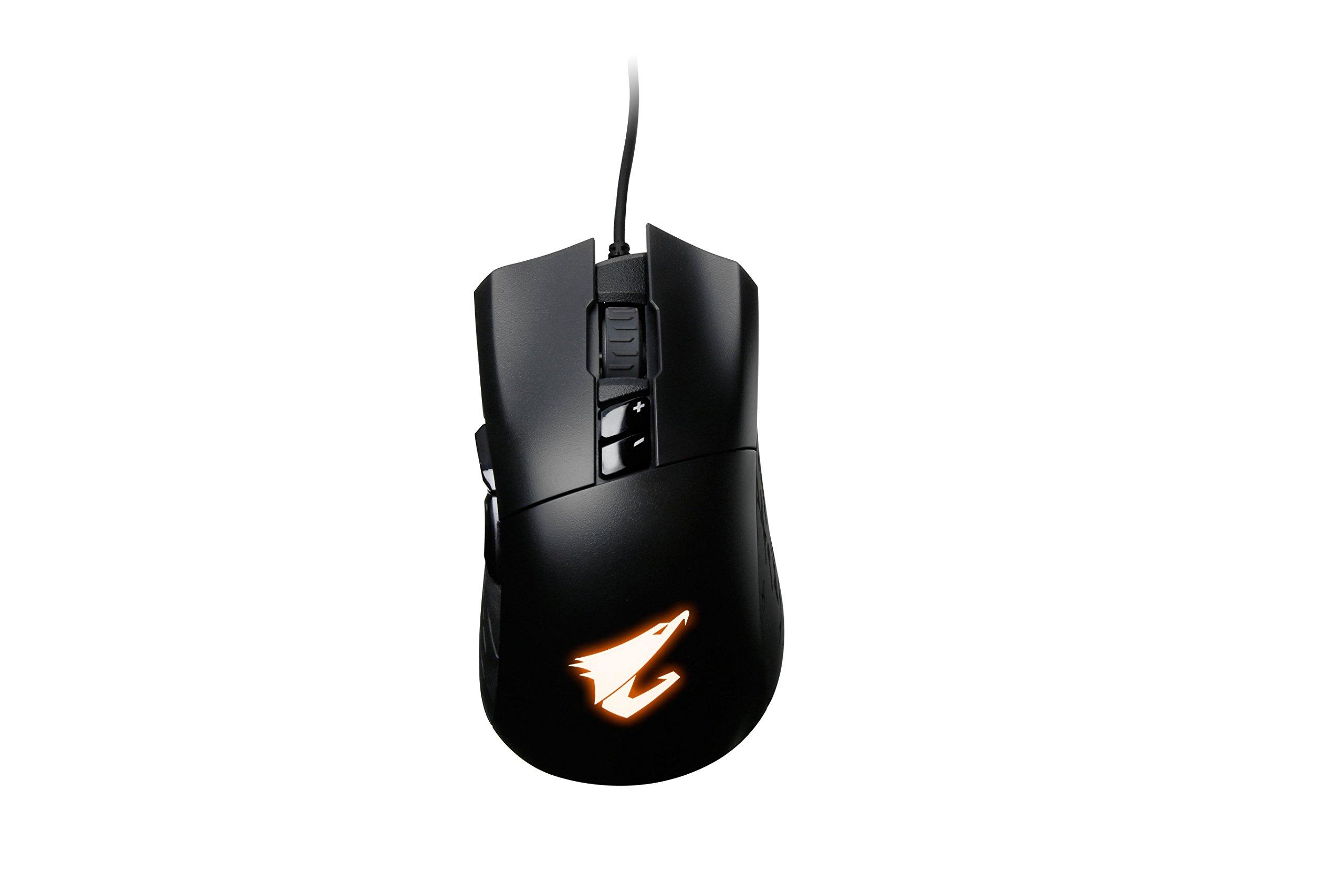 Mouse Gamer :  GIGABYTE AORUS - GM-AORUS M3