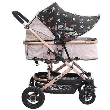 Seasaleshop Toldo para Cochecito de bebé, protección UV, Resistente ...
