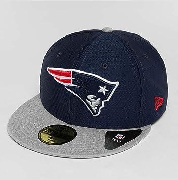 46264212 New Era 59Fifty Cap - DRY EAR New England Patriots navy - 7 5/8 ...