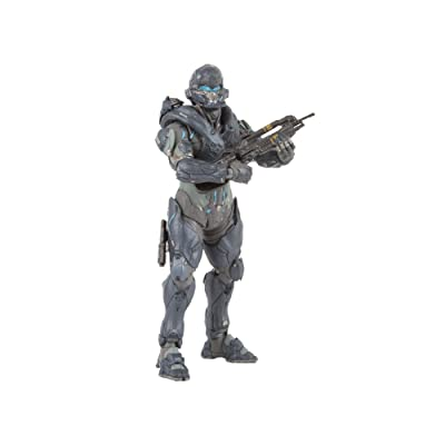 McFarlane Halo 5: Guardians Series 1 Spartan Locke Action Figure: Toys & Games