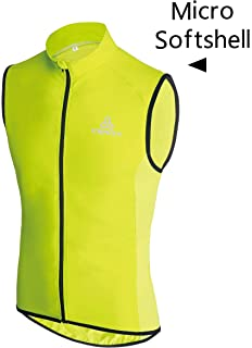 Amazon.com   ARSUXEO Men s Cycling Vest Running Vest Sleeves ... f584bd7af