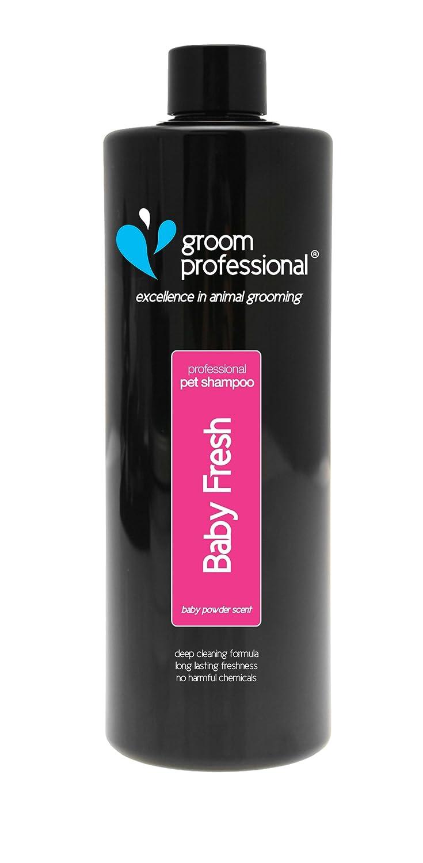 Groom Professional Baby Fresh Shampoo, 1 Litre 842149