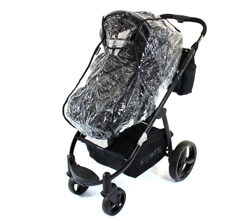 Mamas & Papas Rubix Raincover Professional Heavy Duty Rain Cover Baby Travel
