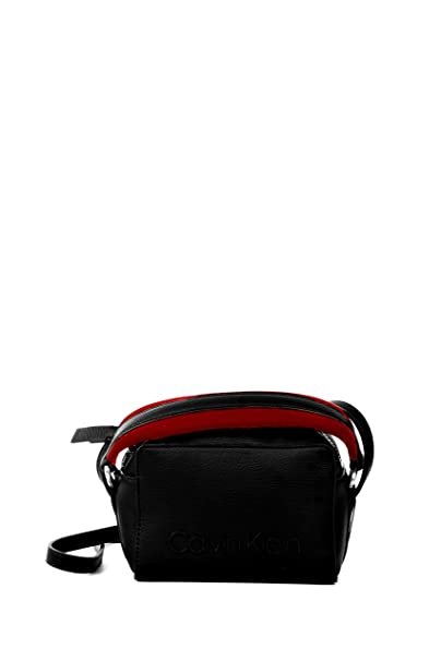 afd1b15f92 Calvin Klein Borsa Donna Jeans K60K604284 Autunno/Inverno Uni: Amazon.it:  Abbigliamento