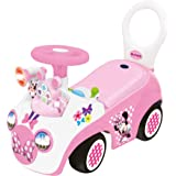 Minnie Mouse Activity Ride On - Gears