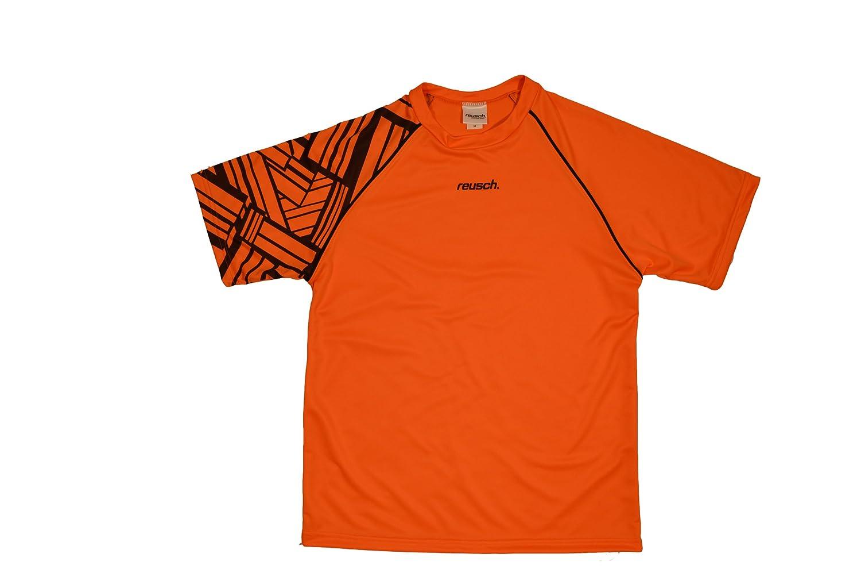 ロイシュYouthラコタ半袖ゴールキーパージャージー B00BUKR872オレンジ/ブラック X-Large