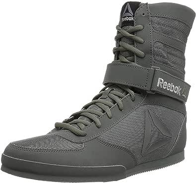 Reebok Men's Boxing Boot-Buck Sneaker