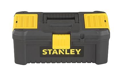 STANLEY STST1-75514 - Caja de herramientas de plástico con cierre de plastico, 32