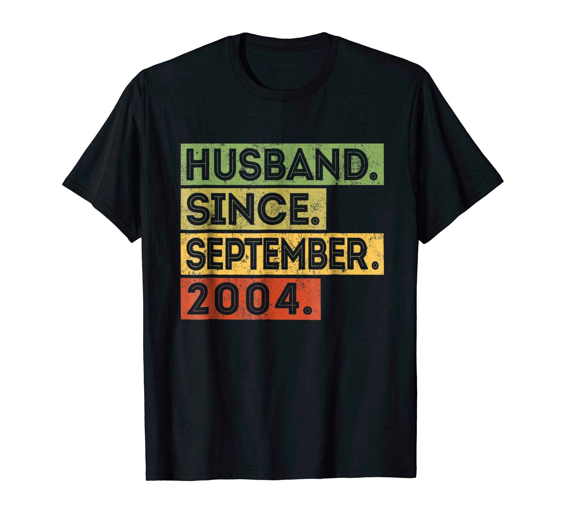 Husband Since September 2004 14th Wedding Anniversary Gift