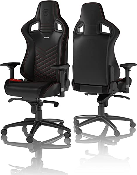 noblechairs Epic Gaming Chair - Office Chair - Desk Chair - PU Faux Leather