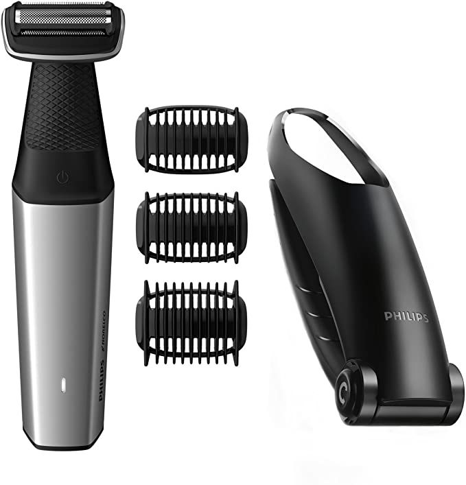 Philips Norelco BG5025/49 Philips Norelco Bodygroom Series 3100 ...