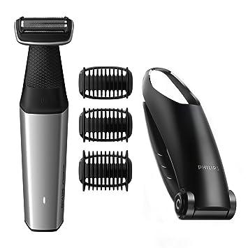 Philips Norelco Bodygroom Series 3500, Showerproof Body Hair Trimmer for Men