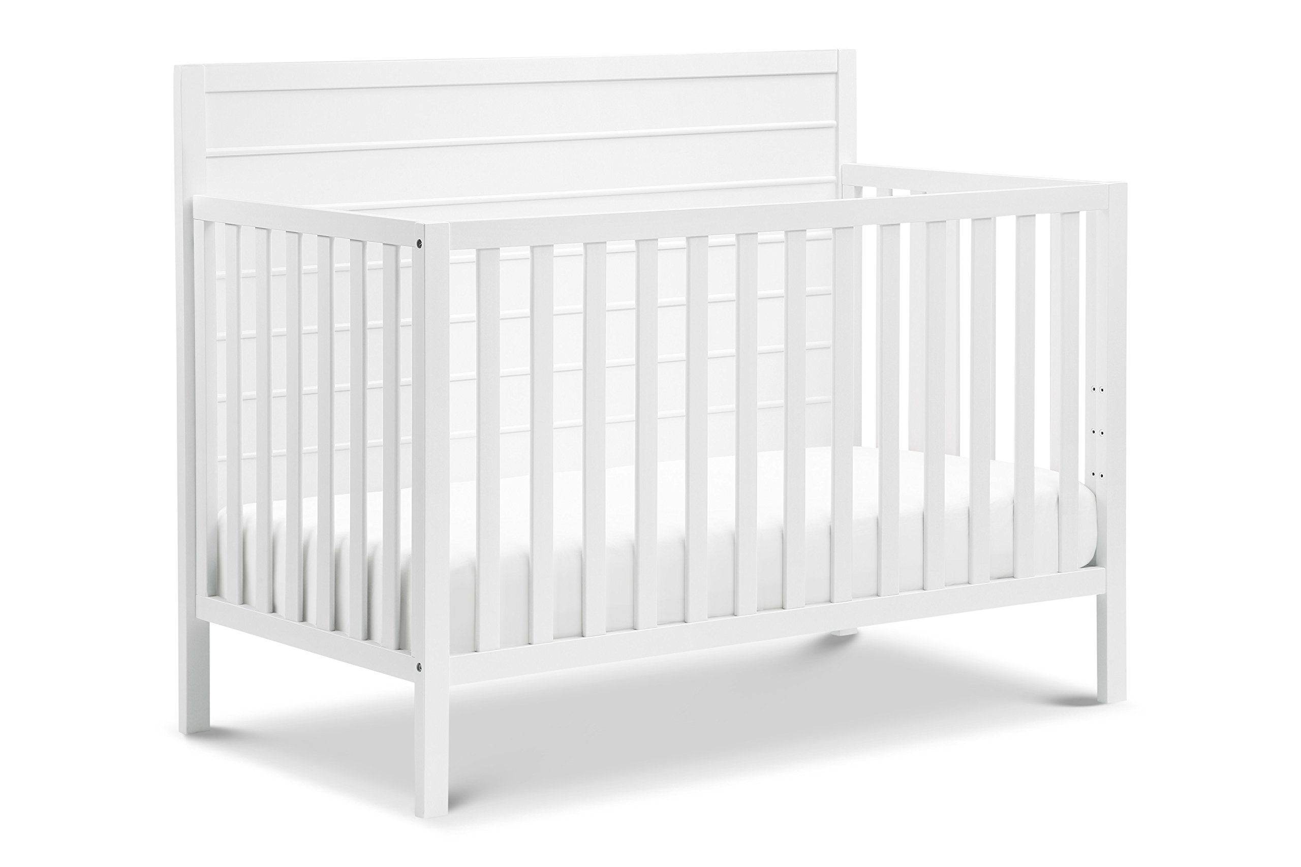 Carter's by DaVinci Morgan 4-in-1 Convertible Crib, White