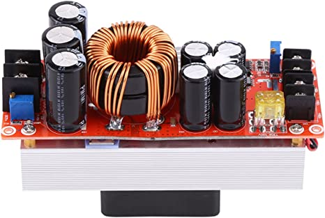 1500W DC-DC Boost Converter Step-up Power Supply Module 30A In 10~60V Out 12~90V