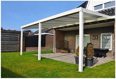 Terrazas überdachung aluminio 300 x 250 cm con ...
