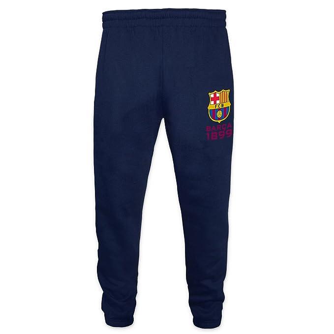FC Barcelona - Pantalón de fitness ajustados - Para niño - Forro polar -  Producto oficial  Amazon.es  Ropa y accesorios 57431ccc9d542