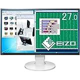 EIZO FlexScan 27.0インチ ディスプレイ モニター (WQHD/IPSパネル/ノングレア/ホワイト/5年間保証&無輝点保証) EV2780-WT