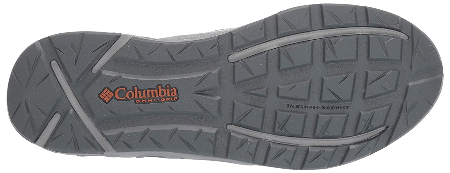 High-Traction Grip Columbia Mens Sunvent Slip Athletic Sandal Breathable
