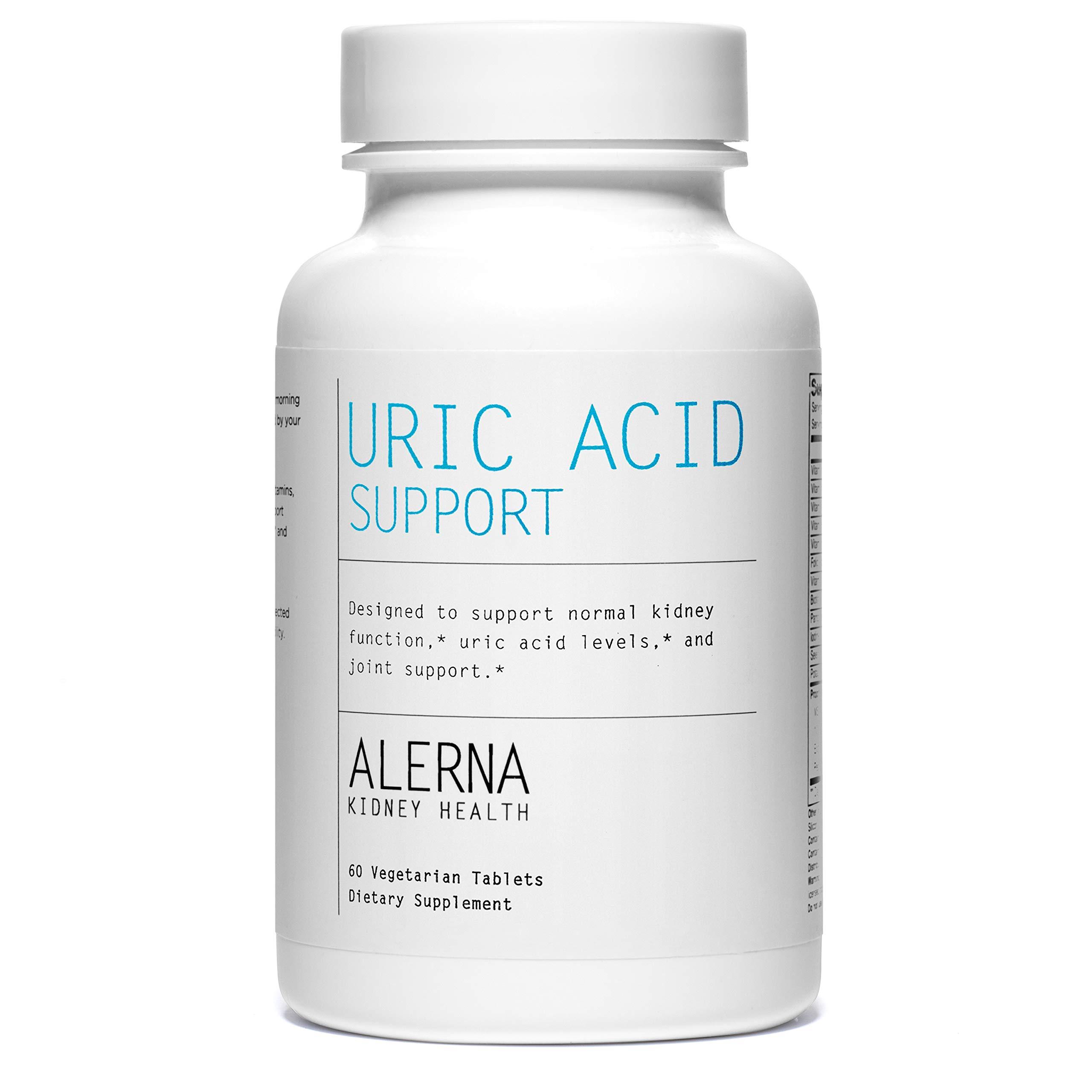 Alerna: Uric Acid Support (1 Bottle)