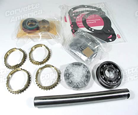 Amazon com: C3 Corvette 1966-1981 Transmission Rebuild Kit