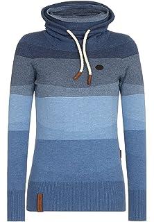 Naketano Damen Kapuzensweatshirt: Bekleidung B075G1L474