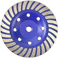 Muela de diamante de 125 mm de diámetro