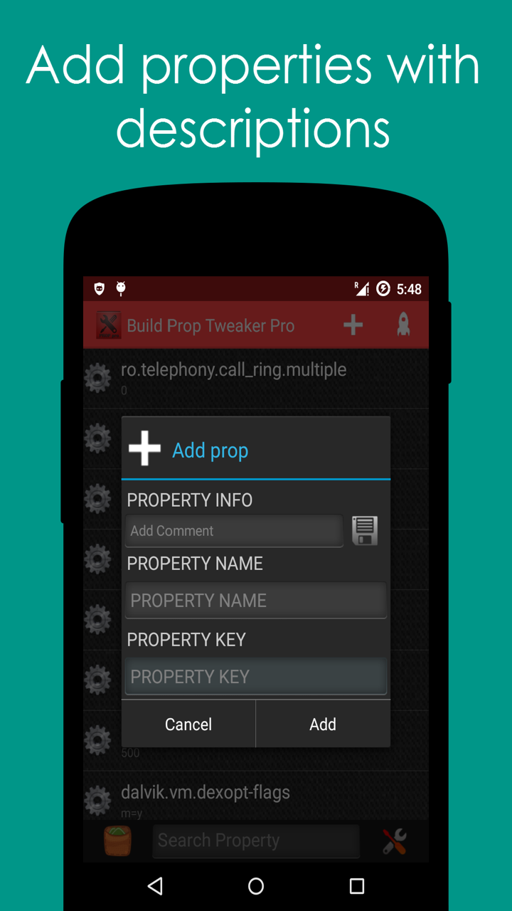 Build Prop Tweaker Pro: Amazon ca: Appstore for Android