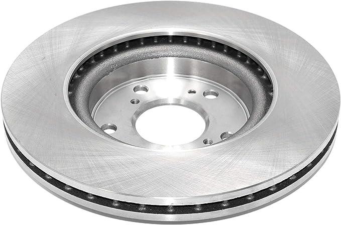 DuraGo BR90118002 Front Vented Disc Premium Electrophoretic Brake Rotor