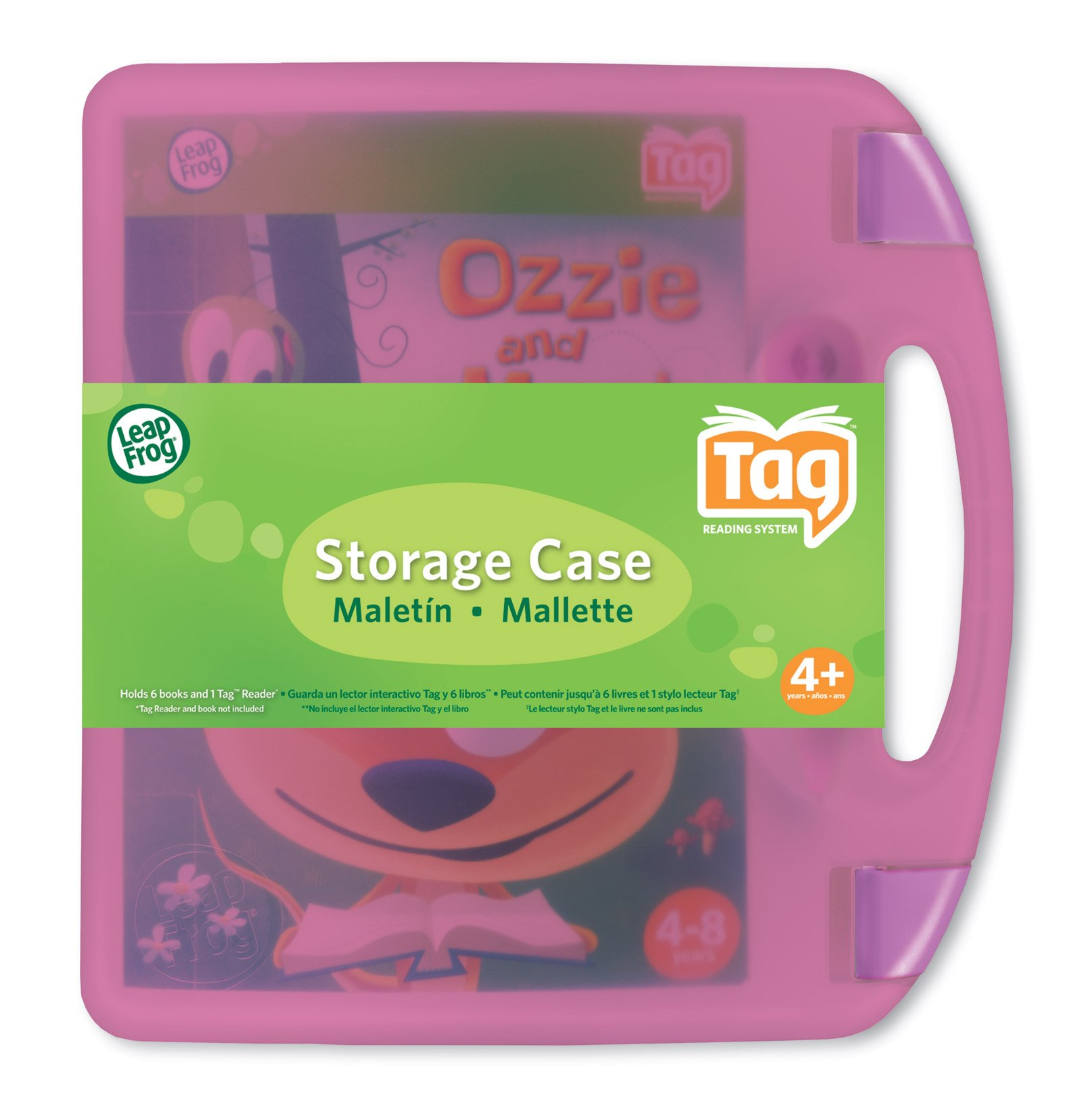 Leapfrog Tag Storage Case - Pink by LeapFrog